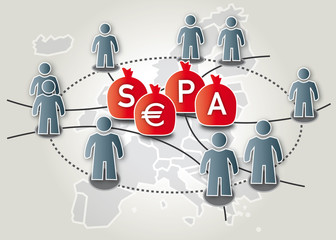 SEPA, Zahlungsverkehr EU, 2014