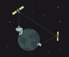 Telecom / Satellite working