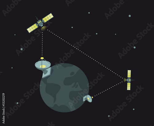 Telecom / Satellite working