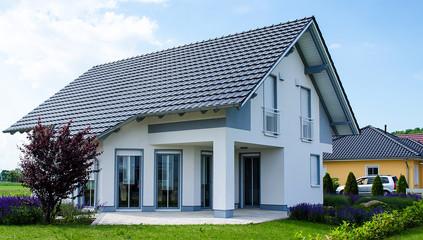 Vier Personenhaus