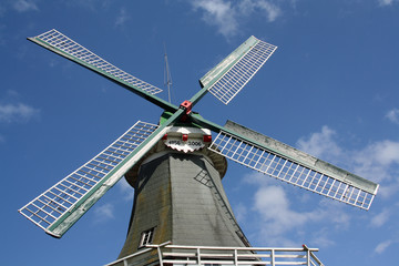 Windmühle Greetsiel 2
