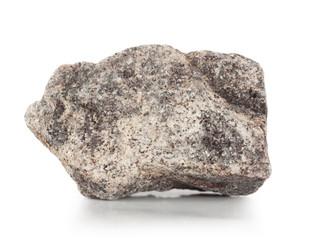 Gray granite paving stone