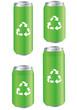 アルミ缶 リサイクルマーク