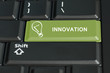 Shift to Innovation button on enter key