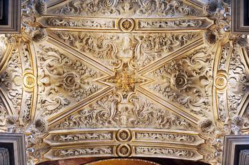 Arte barroco, capilla del Hospital de mujeres, Cádiz