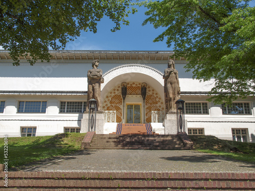 Ernst Ludwig House in Darmstadt