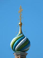 cathédrale Saint Sauveur sur le Sang Versé Saint Petersbourg 3