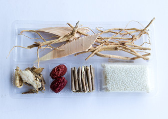 Chinese herbs for herbal soup