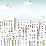 panorama town - 53222470