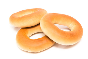 Three bread-ring