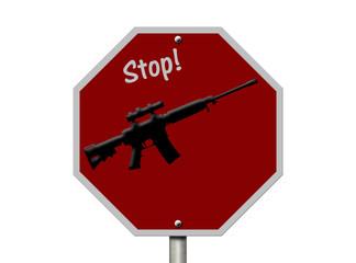 Ban on rifles