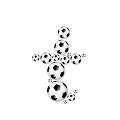 FOOTBALL, SOCCER abc - t