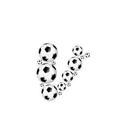 FOOTBALL, SOCCER abc - v