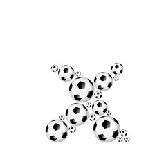 FOOTBALL, SOCCER abc - x