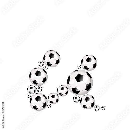 FOOTBALL, SOCCER abc - u
