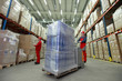 warehousing - management of the flow of resources