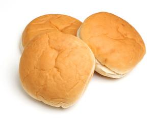 Soft White Bread Rolls