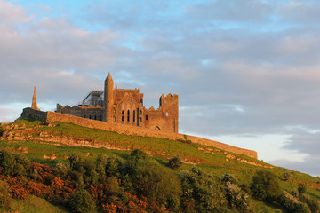 Ruins of Cashel Abbey