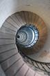 escalier en colimaçon du phare d'eckmühl,bretagne