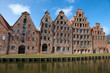 Lubeck - famous salt storehouses