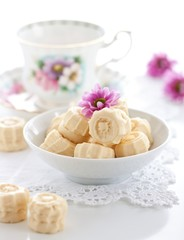 Russian cream fudge