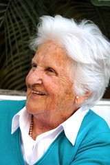 Old Maltese woman