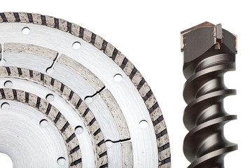 disks for are sharp construction materials and the drill ..