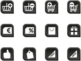 e-commerce icones