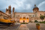 Katedra w Palermo, Sycylia, Włochy