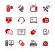 Communication Icons -- Redico Series