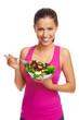 salad woman