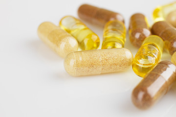 Natural vitamin supplements