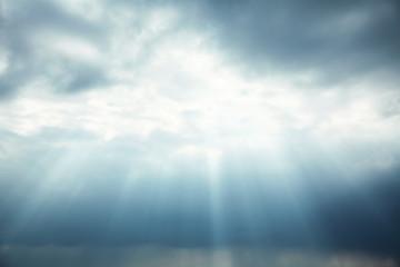 光芒の風景
