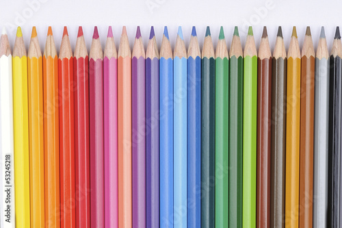 Colorful of pencils.