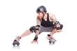 aktion mit freeline skates