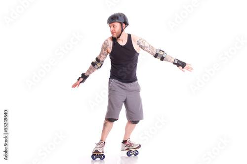 freeline skates fahren