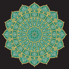 Adil Arabic Ornament Three