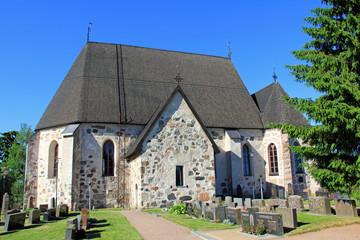 Nousiainen Church, Finland