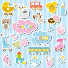 赤ちゃん アイテム