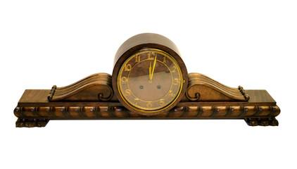 alte antike Uhr, Buffetuhr
