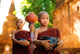 Buddhist monks Myanmar