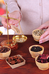 Sale of tea,coffee and different spices