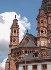 St Stephan church Mainz