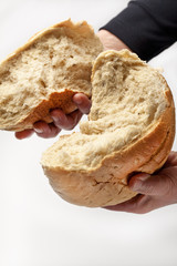 Bread in Hands