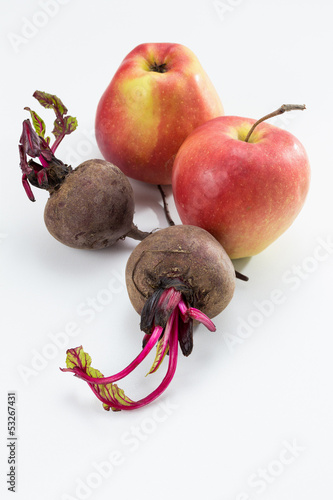 Beetroot and Apples