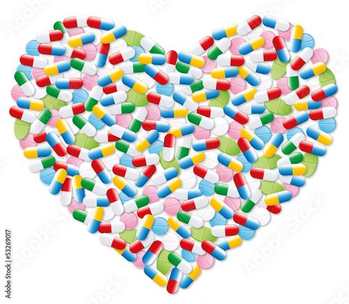 Médicaments cœur-1