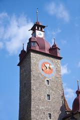 Kirche in Luzern