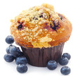 Blueberry Muffin - 53270217