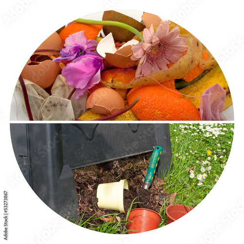 Komposterde