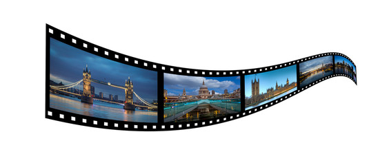 london film strip